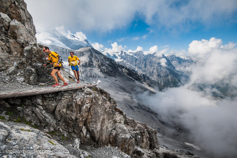 Gore-Tex Transalpine Run 2012. Fot. Piotr Dymus