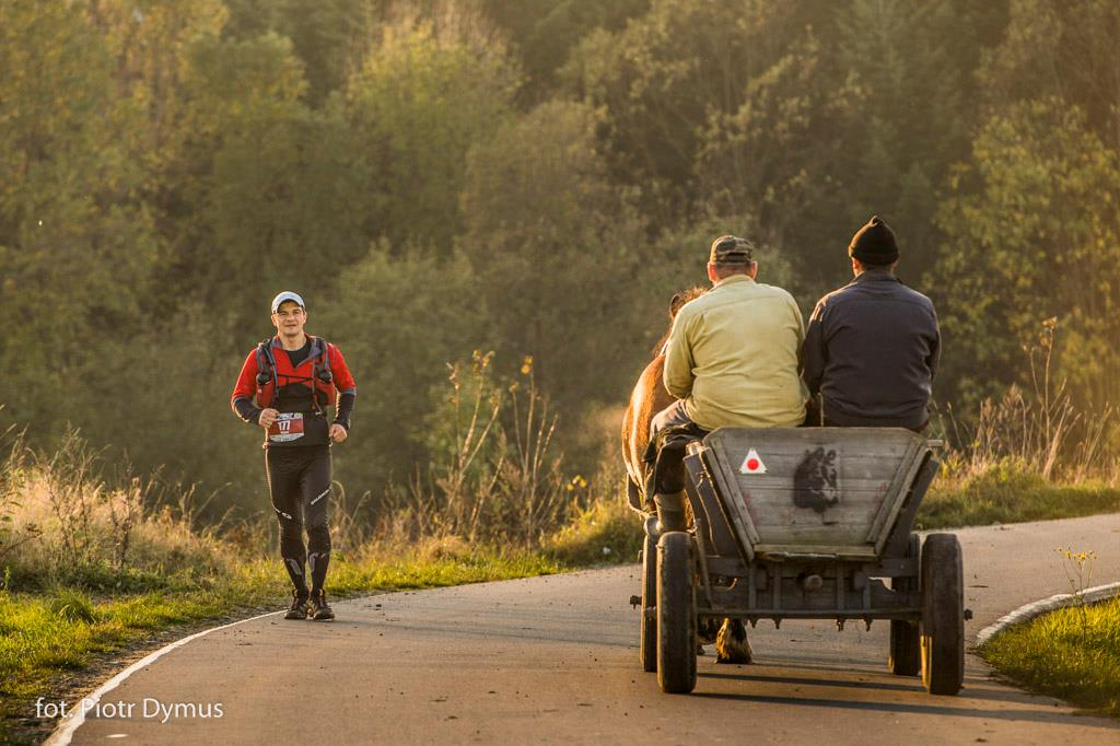 Łemkowyna Ultra Trail 2014. Fot. Piotr Dymus