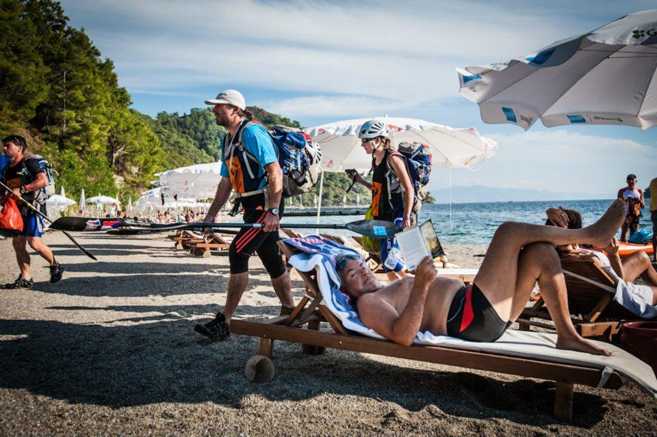 Rajd przygodowy Lycian Challenge 2012. Fot. Piotr Dymus