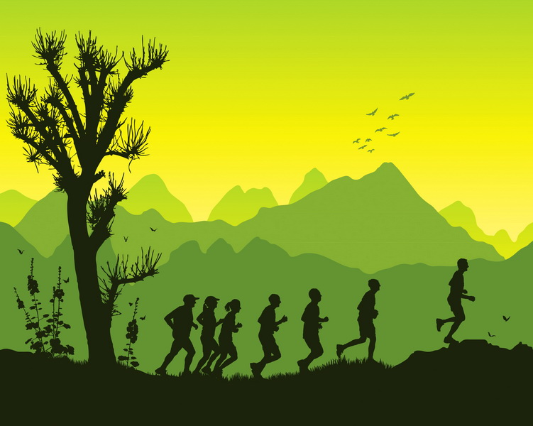 Obóz treningowy w górach. Fot. Istockphoto.com