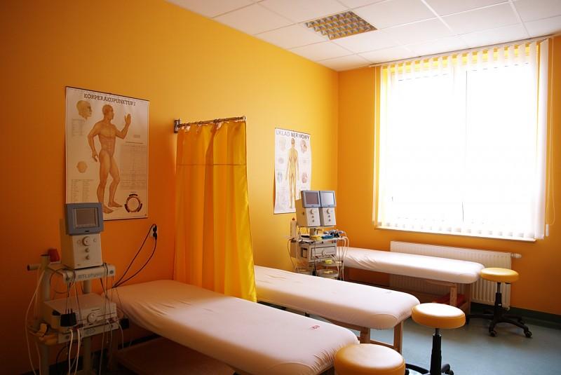 COS Spała - sala kinezyterapii