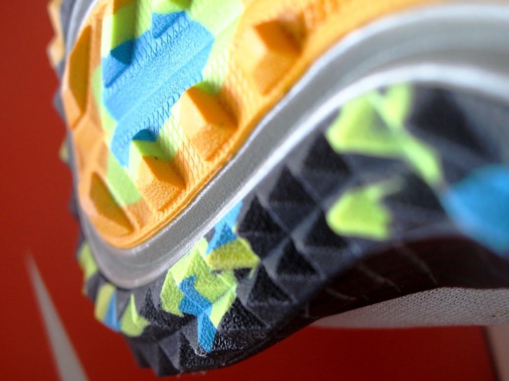 Bieżnik Nike Terra Kiger 2. Fot. Paweł Ignac