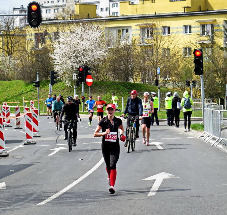 DOZ Maraton Łódzki. Fot. Krzysztof Dołęgowski