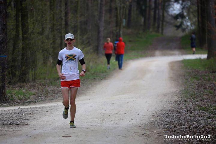 Na biegu. Fot. Kasia i Rafał Domagała