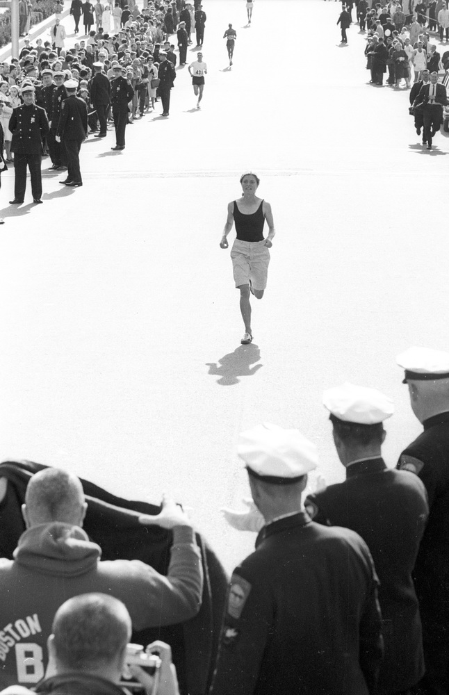1966 Boston Marathon