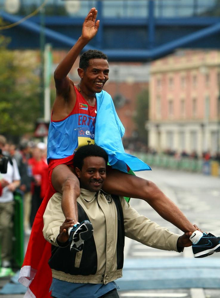 IAAF World 1/2 Marathon