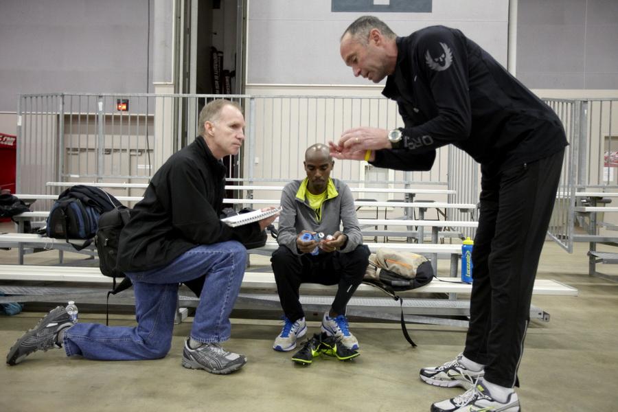 Alberto Salazar uwikłany w aferę dopingową w USA. Fot. Getty Images