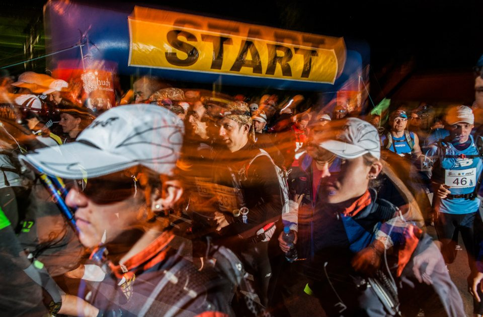 Chudy Wawrzyniec - start. Fot. Piotr Dymus