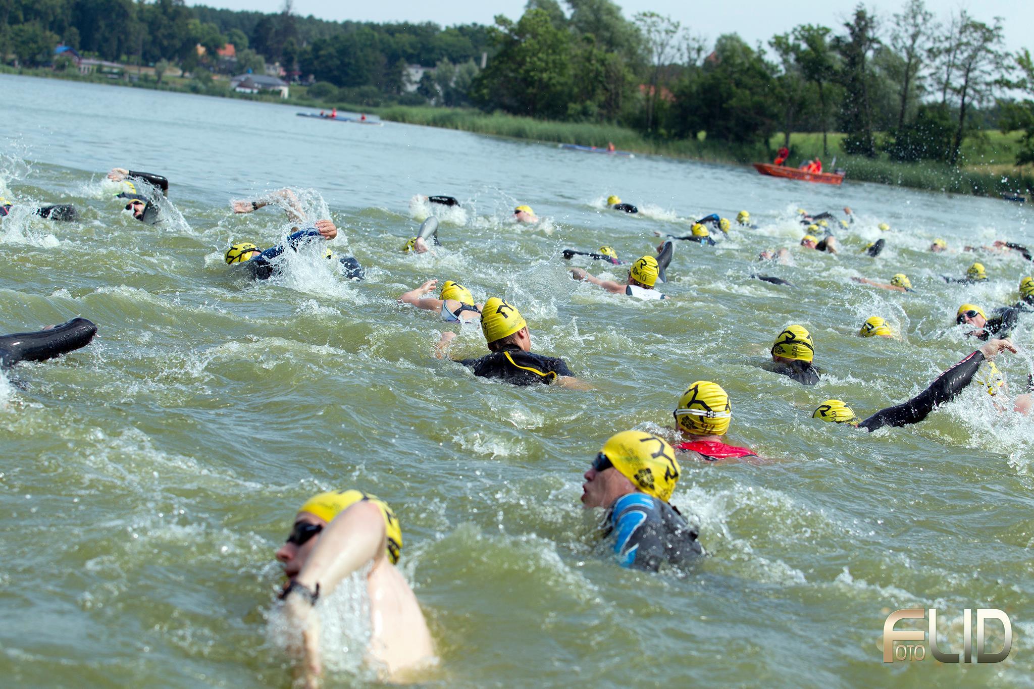 Susz Triathlon 2014 Fot. archiwum organizatora