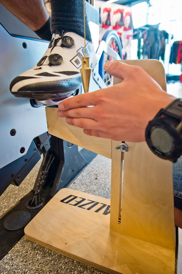 Bike Fitting w Sport Guru