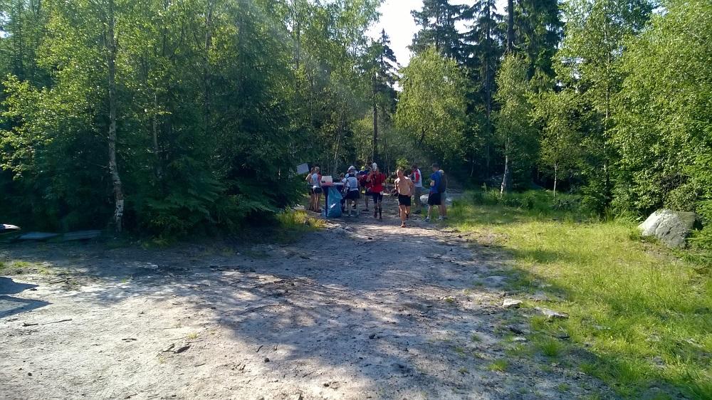 Supermaraton Gór Stołowych 2015