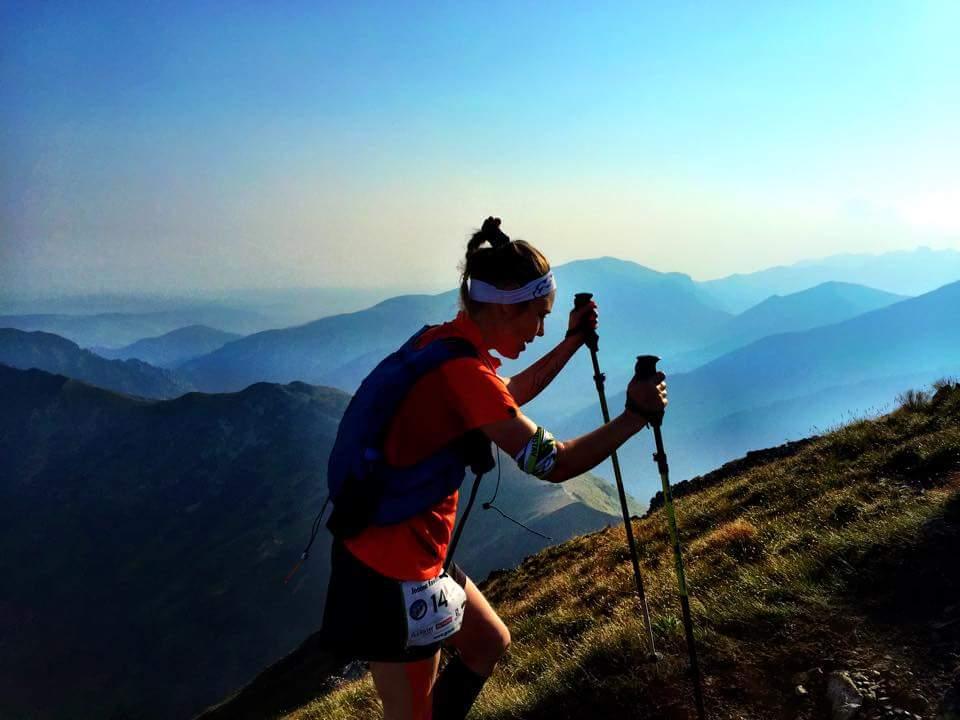 Bieg Ultra Granią Tatr 2015