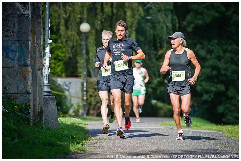 Fot. Sportografia.pl Bieg Wegański