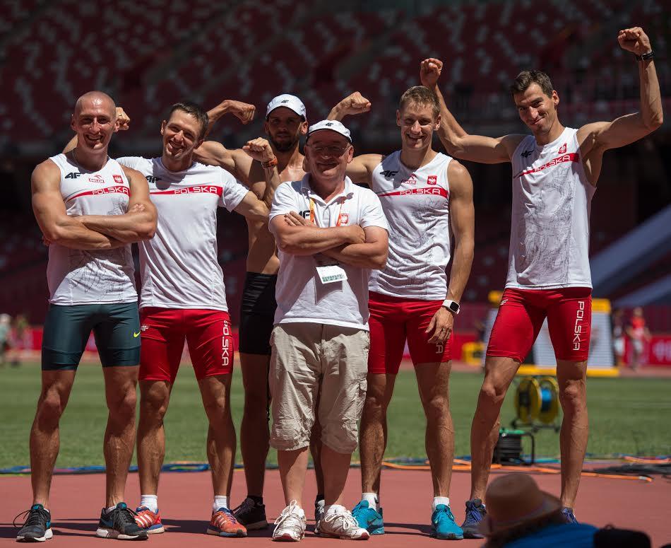 Polska reprezentacja Pekin 2015 Fot Tomasz Wieclawski