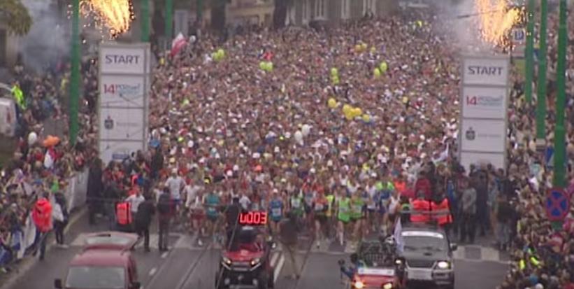 Historia Poznan Maratonu