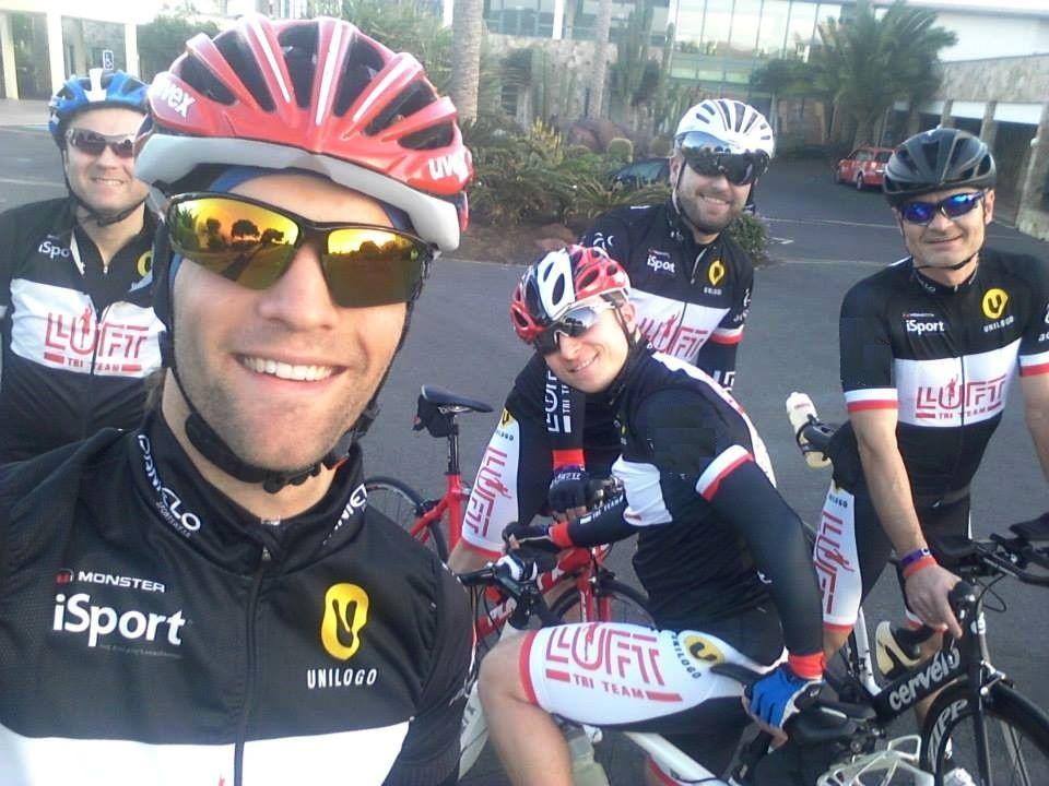Luft TRI Team w Playitas