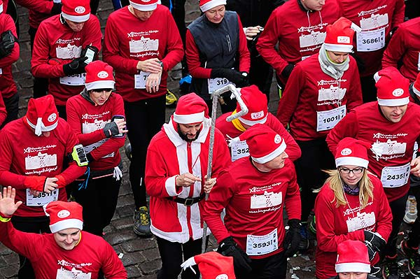 Polmaraton Swietych Mikolajow 2014 1