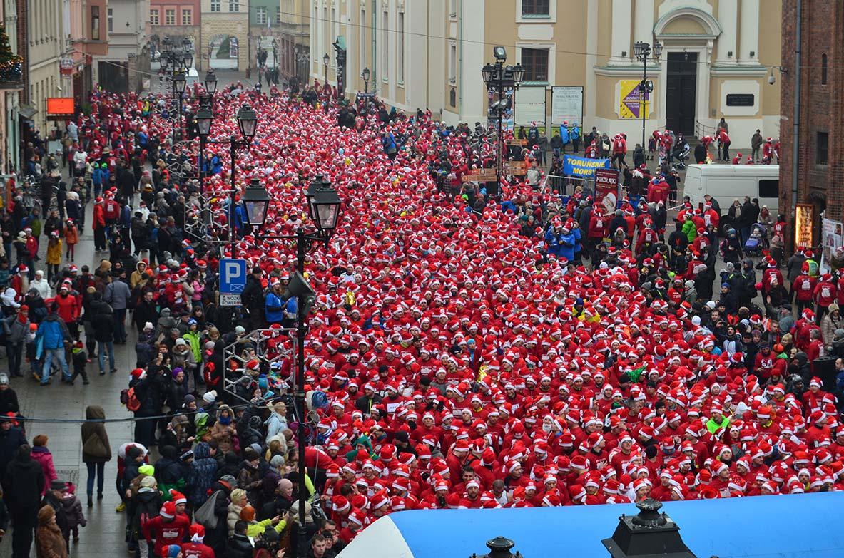 Polmaraton Swietych Mikolajow 2014