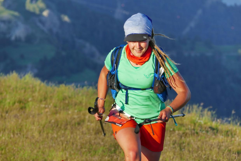 Iwona Turosz Andora Ultra Trail 170 km. Fot. Andorra Ultra Trail