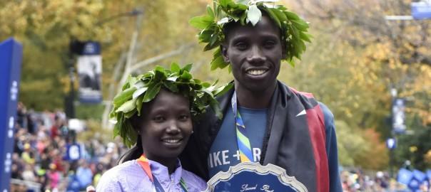Otwarcie Maraton Nowojorski 2015 Fot pap_20151101_0U1