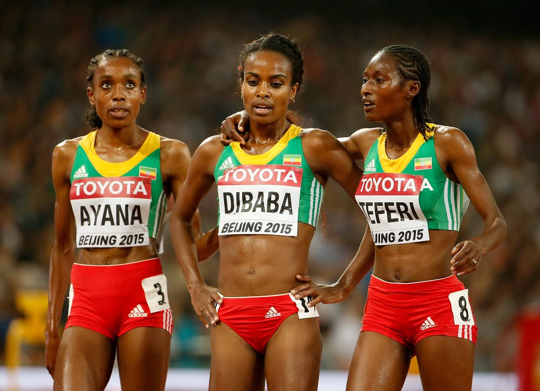Dibaba i Almaz Ayana Getty Images 485908820