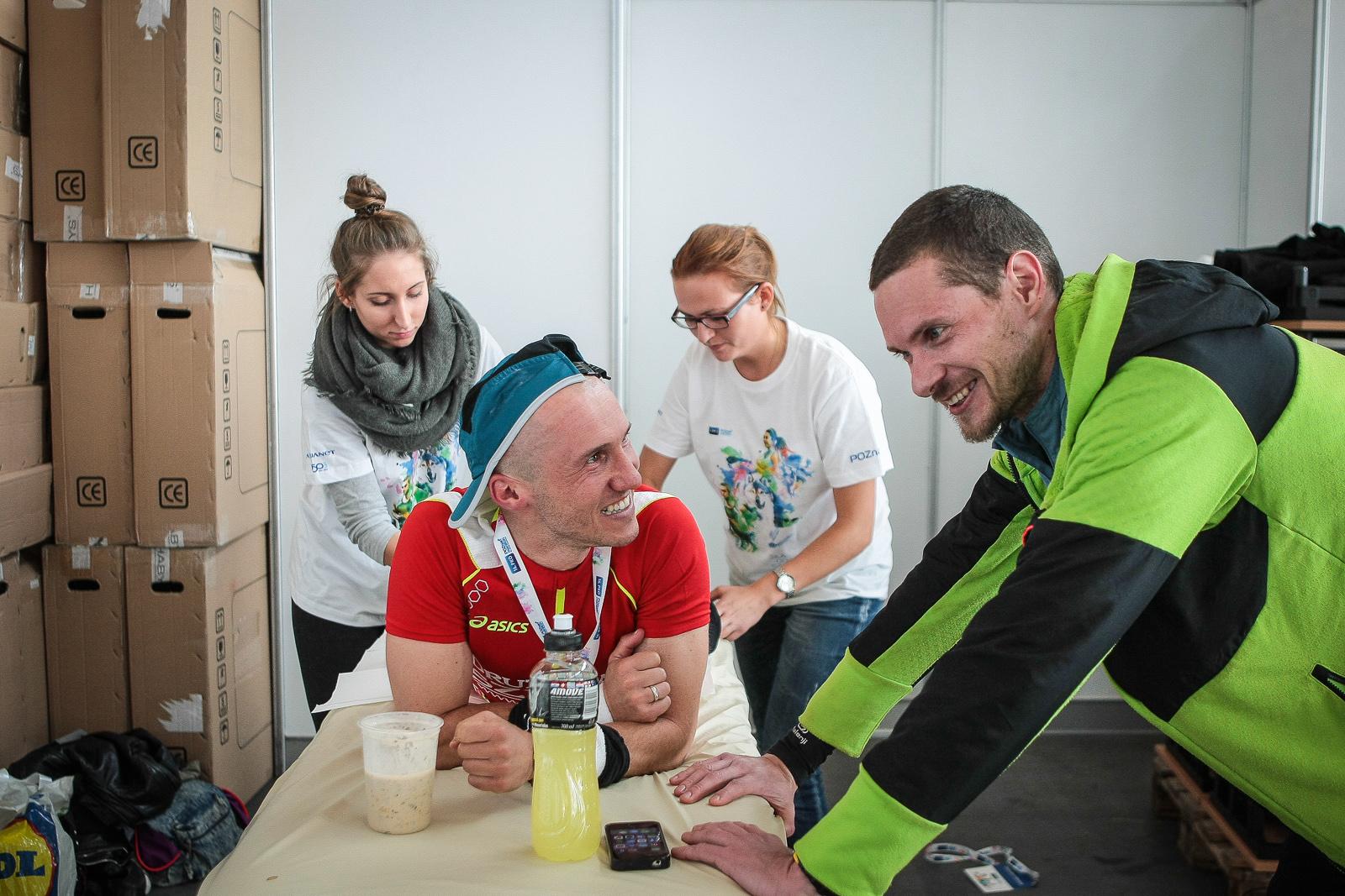 Mezo Maraton Poznan z Marcinem Nagorkiem