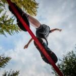 Slackline w poszukiwaniu rownowagi Fot Piotr Dymus