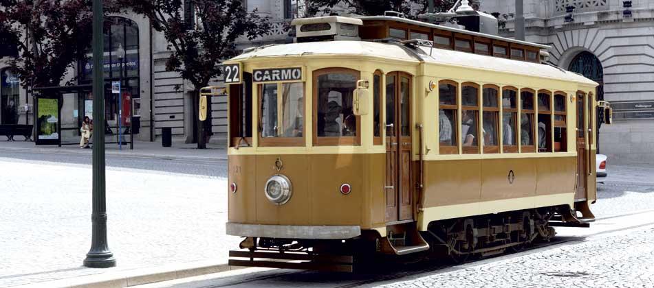 Słynny tramwaj. Fot. Materiały organizatora