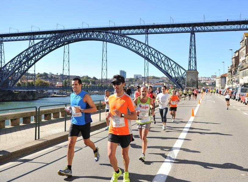 Maraton w Porto. Fot. Materiały organizatora