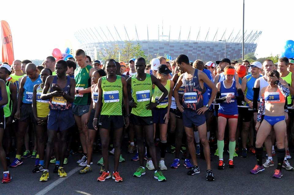 37.Maraton Warszawski