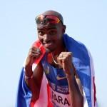 Mo Farah na zawodach Diamentowej Ligi w Birmingham. Fot. Getty Images 538258950