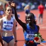 Fot. Getty Images. Rekord życiowy Vivian Cheruiyot to 30 min 47 sek.