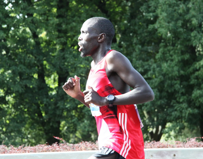 Ezekiel Omullo 38. Maraton Warszawski