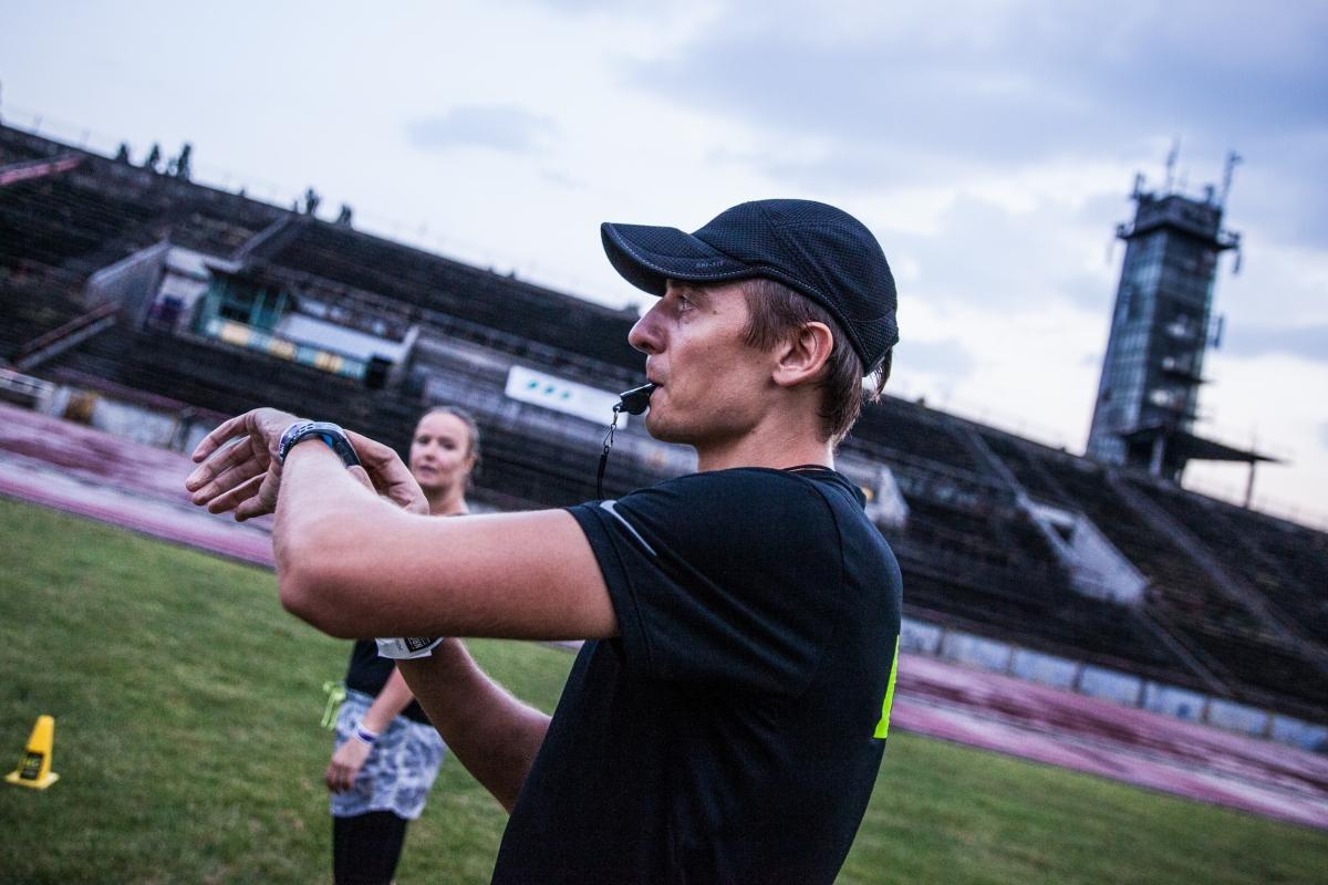 Fot. Nike+ Run Club