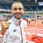 Adam Kszczot - Mistrzostwa Europy w Belgradzie. Fot: Paweł Skraba
