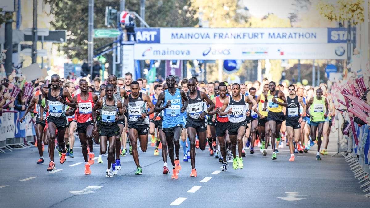 Frankfurt Maraton - w niedzielę Polacy ruszają do walki o