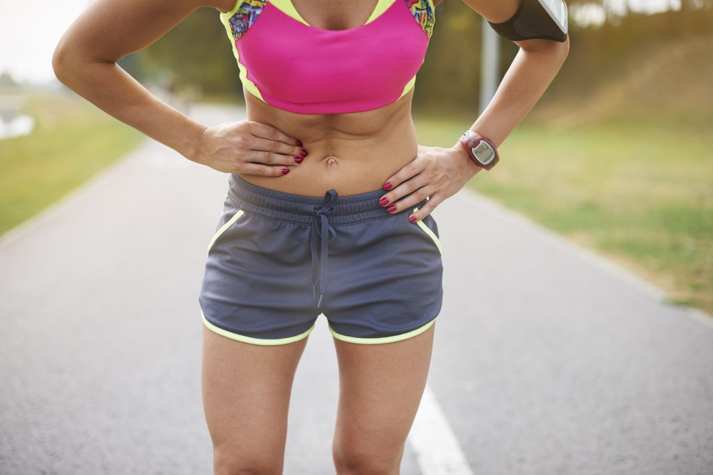 problemy żołądkowe a bieganie