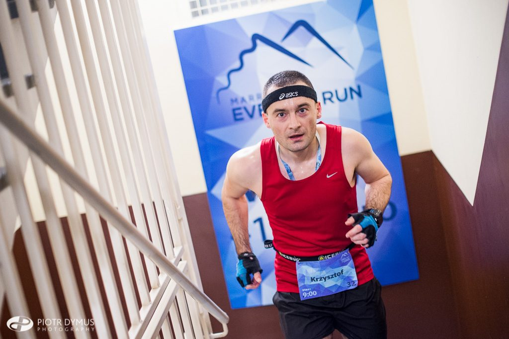 Mariott everest run