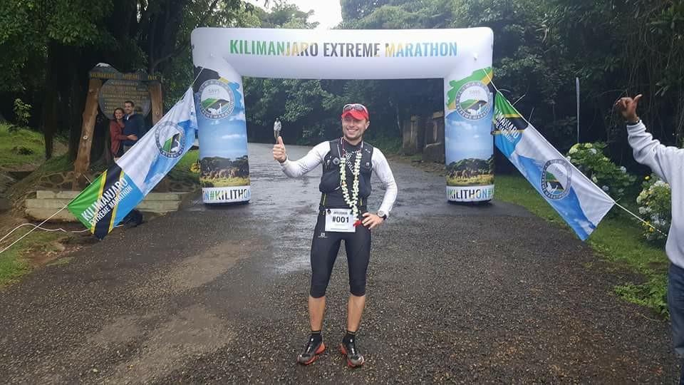 Kilimanjaro extreme marathon