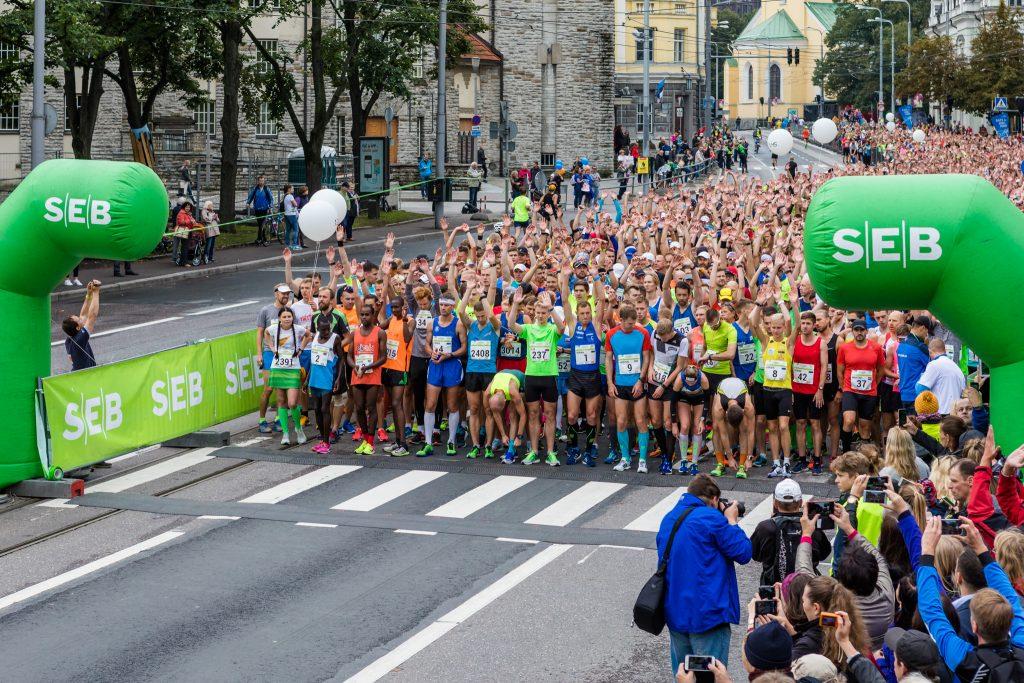 Tallinn marathon