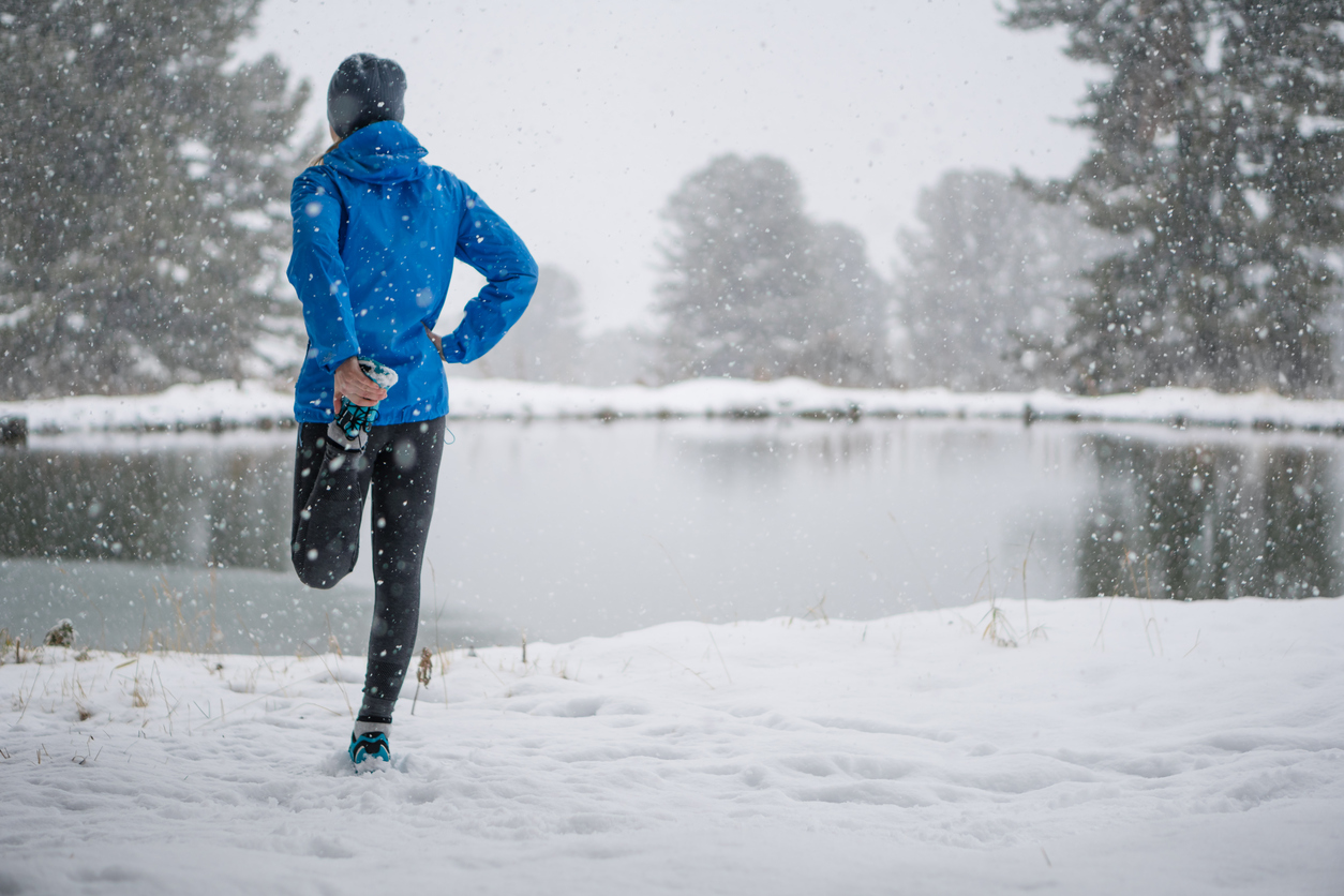 0662313388796 ... zimowe bieganieJakub Karasek. istock.com. Pierwsza zima w karierze  biegacza to prawdziwe wyzwanie. Fot. istock.com