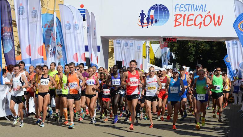 festiwal biegów