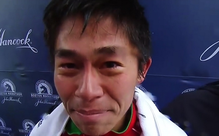 Yuki Kawauchi Boston 2018
