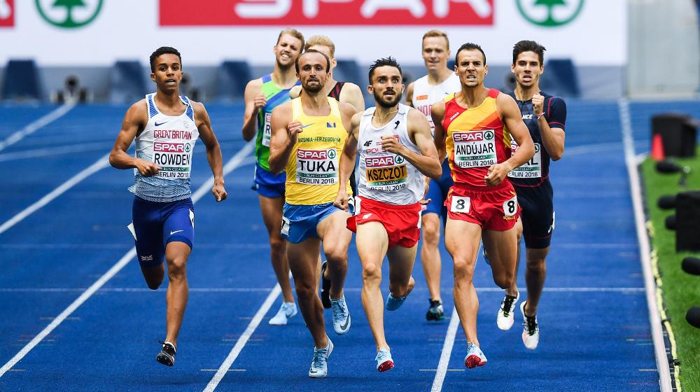 Lekkoatletyczne Mistrzostwa Europy w Berlinie. Fot: Paweł Skraba