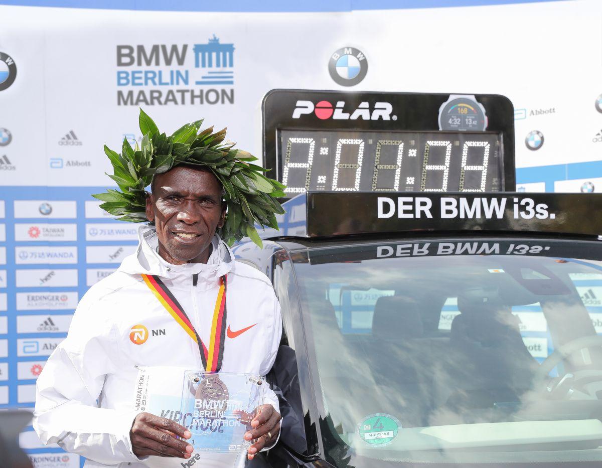 5cd81277 rekord świata w maratonie Archives - MagazynBieganie.pl - NAJLEPSZA ...