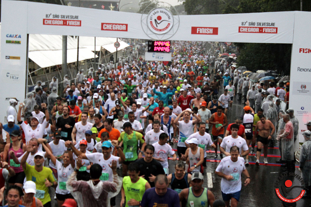 By Mark Hillary from São Paulo, Brazil - 2011 Corrida São Silvestre - Mark Hillary, CC BY 2.0, https://commons.wikimedia.org/w/index.php?curid=23513220