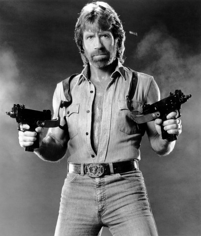 INVASION U.S.A. Chuck Norris, 1985, ©Cannon Films/courtesy Everett Collection