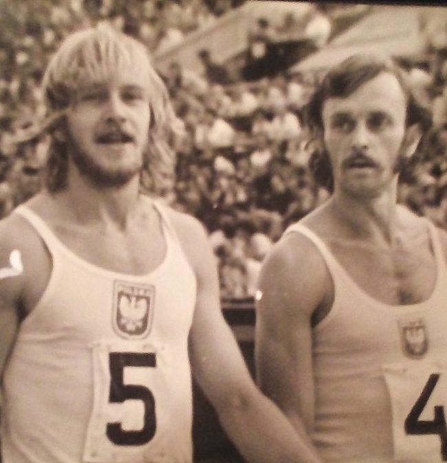 Mirosław i Leszek Wodzńscy. Fot: archiwum prywatne