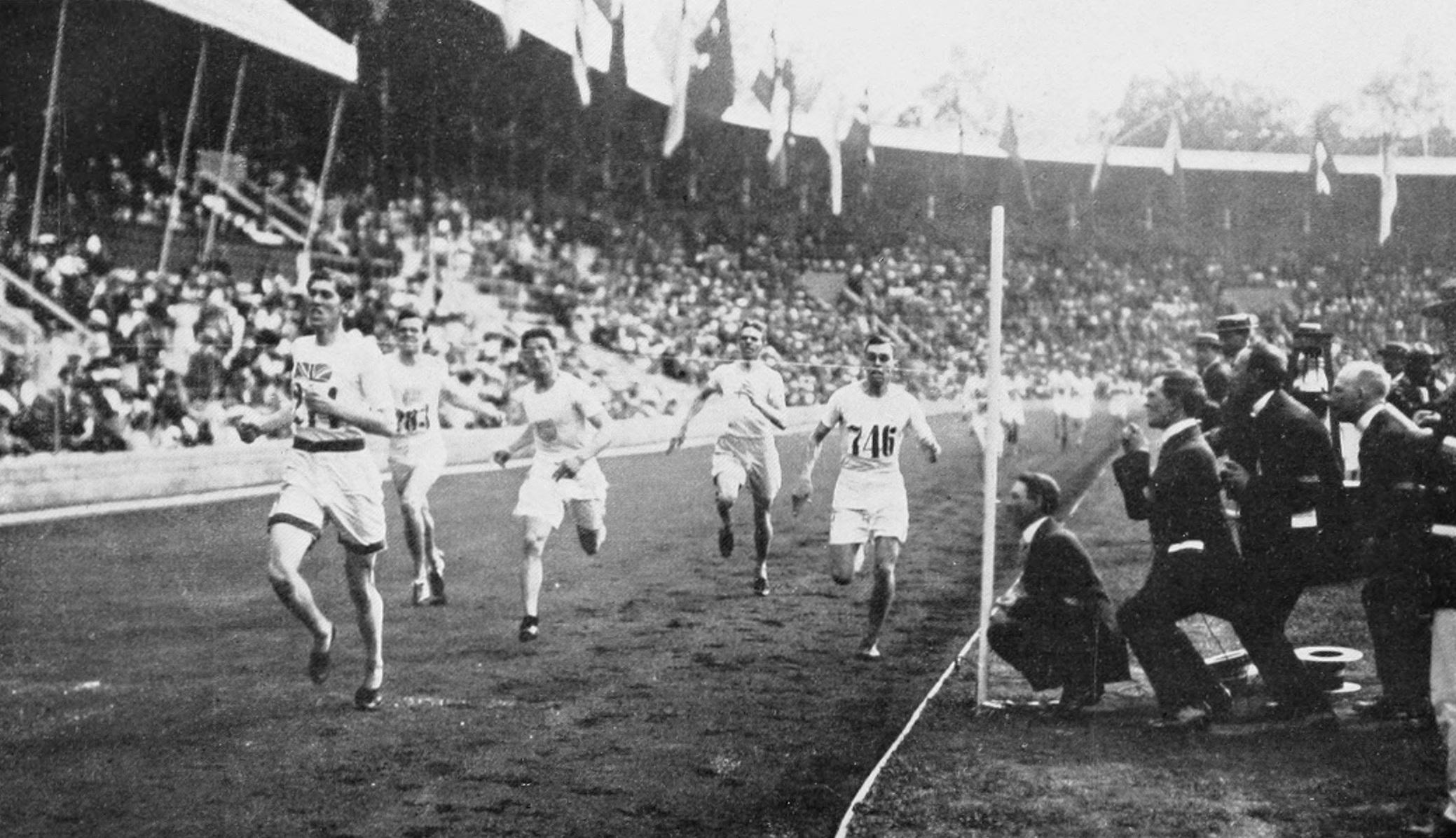 1912, Igrzyska Olimpijskie w Sztokholmie