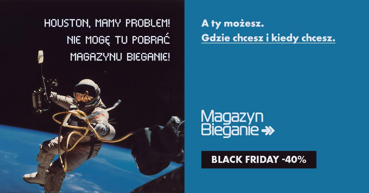 Magazyn Bieganie promocja